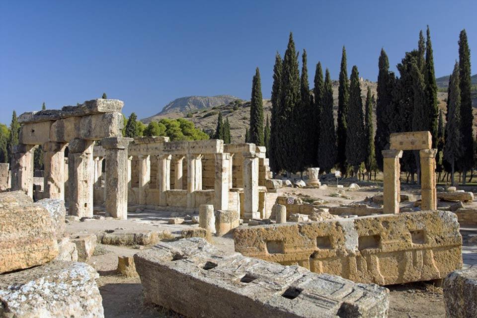 Les sites archéologiques méditerranéens , Sites antiques au naturel , Turquie