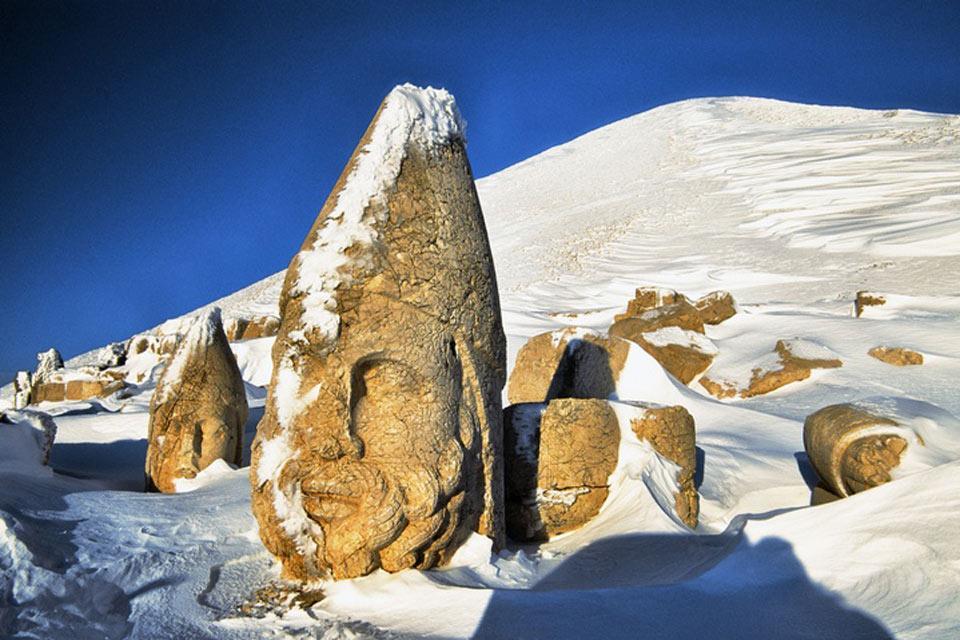 Nemrut Dagi , Mount Nemrut , Turkey