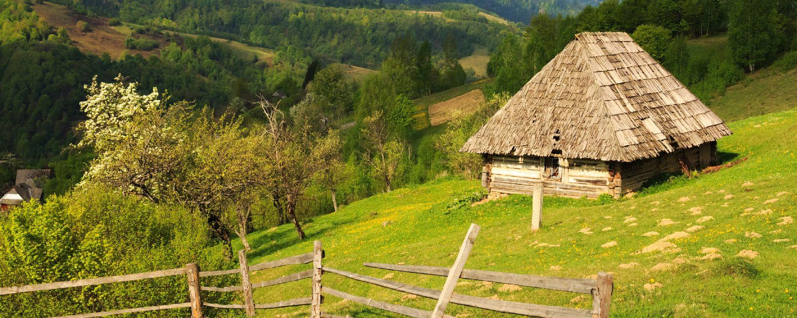 I Carpazi , Ucraina