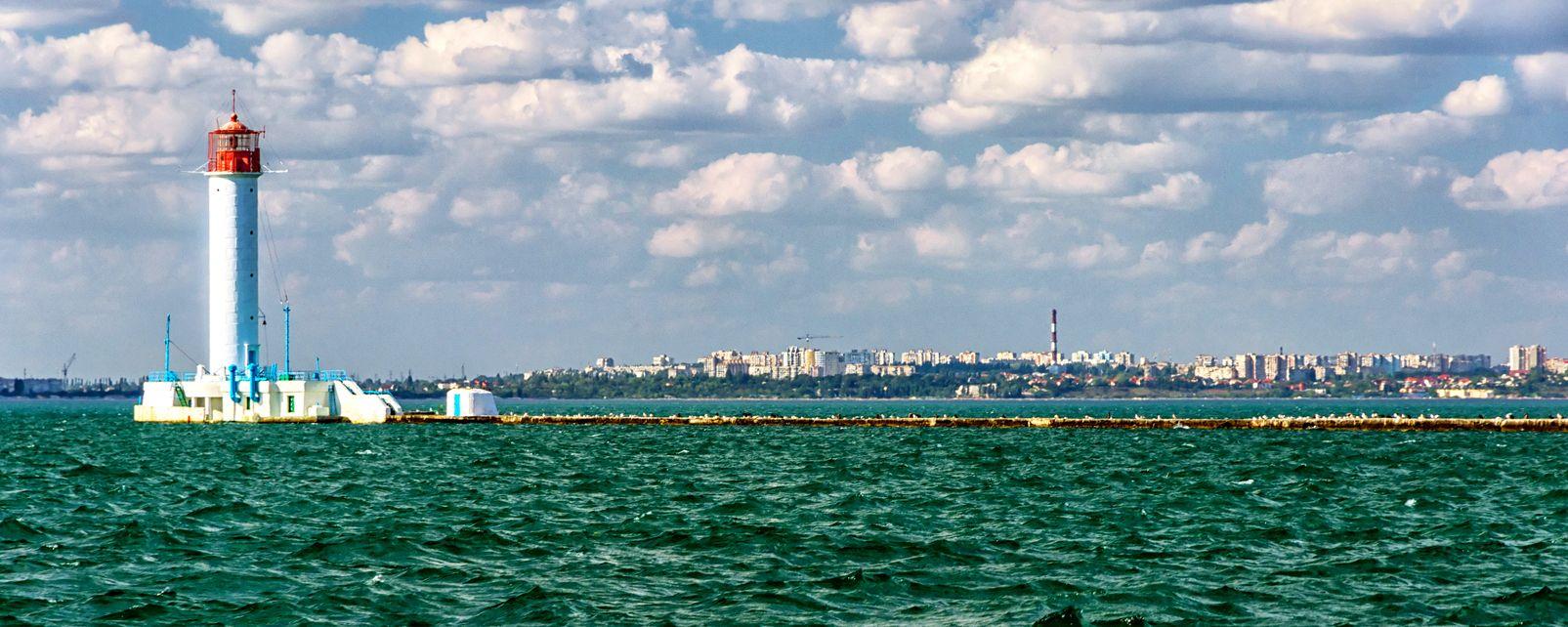 El puerto de Odessa
