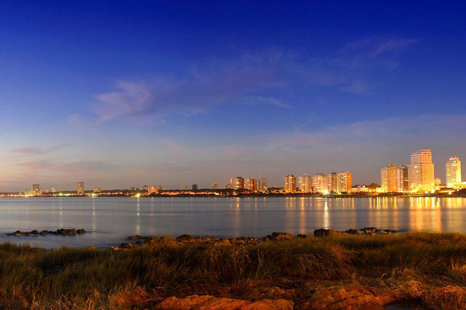 Punta del Este , Un station balnéaire célèbre , Uruguay