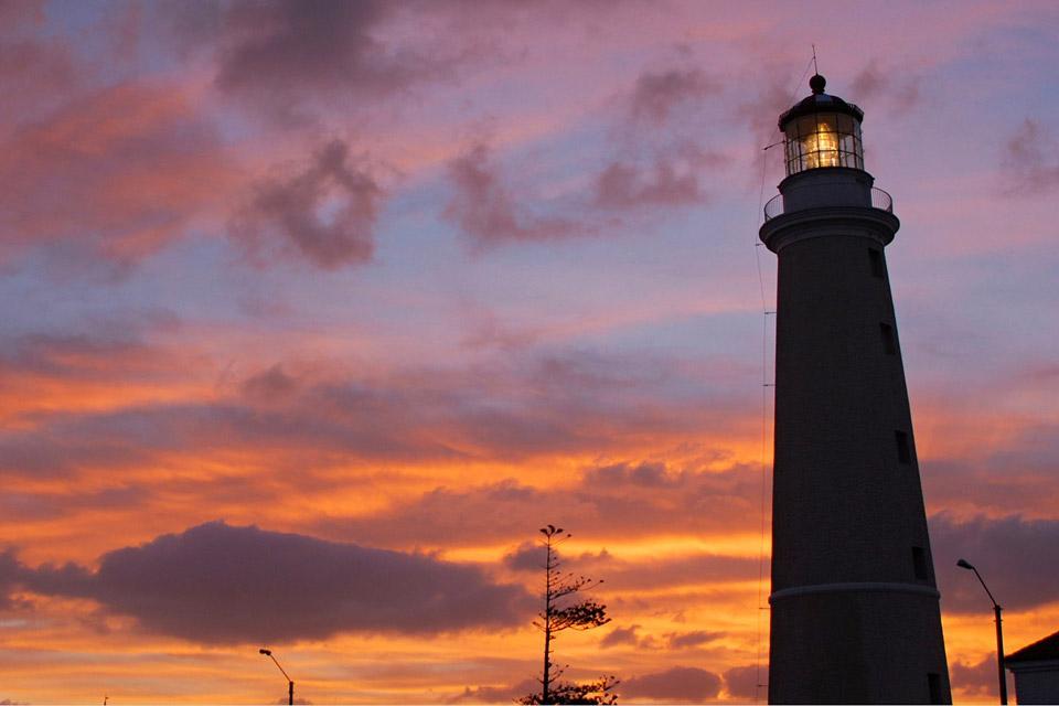 Punta del Este , Le phare , Uruguay