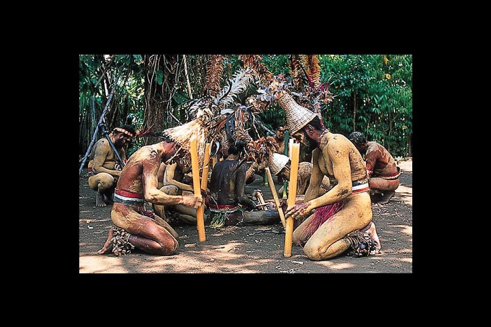 Efate , La galería Michoutouchkine et Pilioko , Etafe , La galería Michoutouchkine y Pilioko , Vanuatu