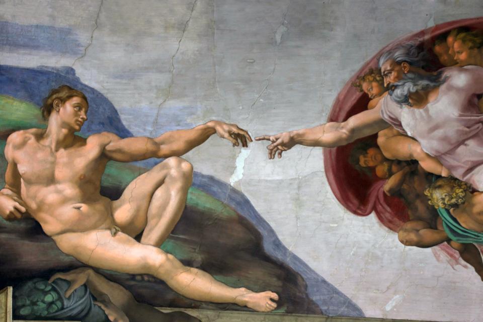 La chapelle Sixtine , Vatican