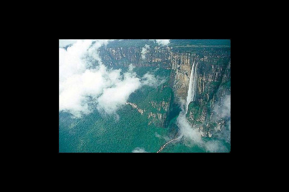The Guyanese massif , The Guyana Shield , Venezuela