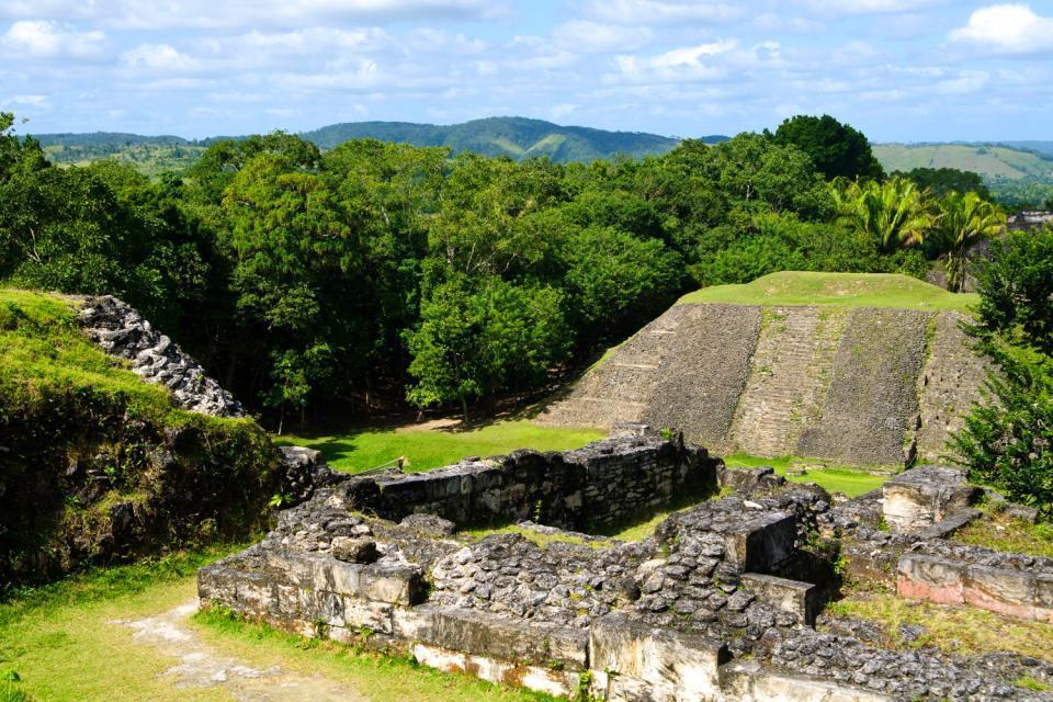 Les monts Mayas , Belize