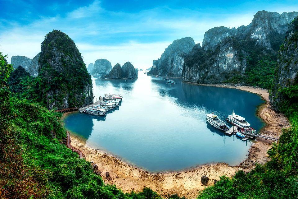 Le Tonkin , Les montagnes du Nord , Vietnam
