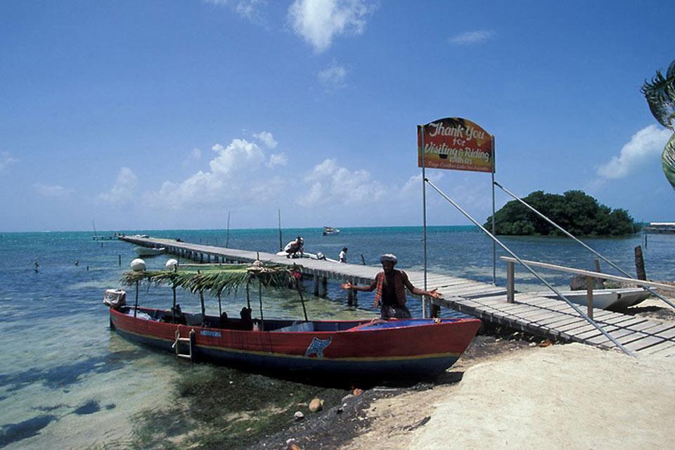 Caye Caulker , Belize