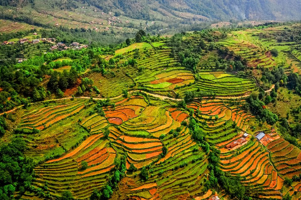 The Annam mountains: , The Annam mountains , Vietnam