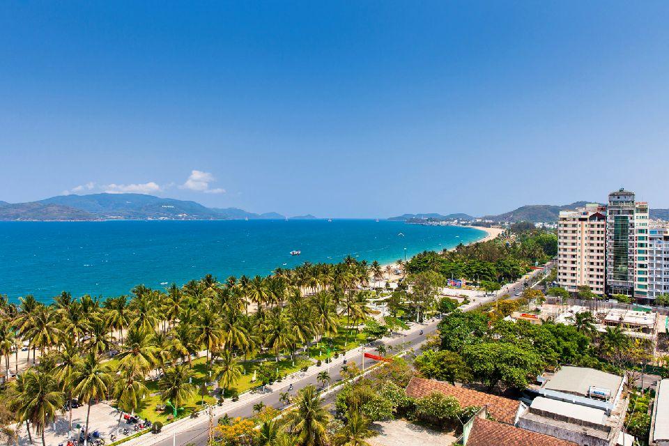 Las costas de Annam , Vietnam