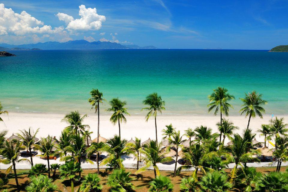 Las poblaciones turísticas del litoral , Zonas turísticas , Vietnam