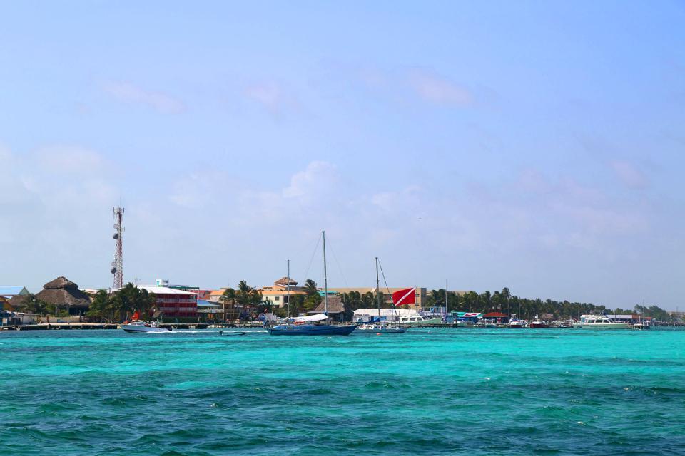 Ambergris Caye , Belize