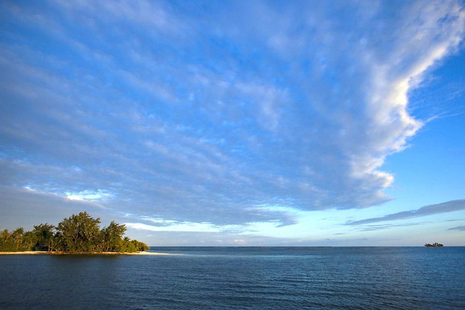 Ambergris Caye , L'île corallienne d'Ambergris à Belize , Belize