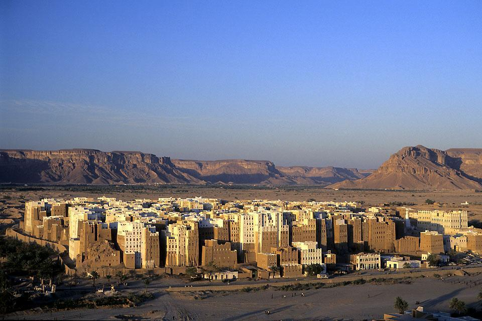 The Wadi Hadramaout valley , Yémen