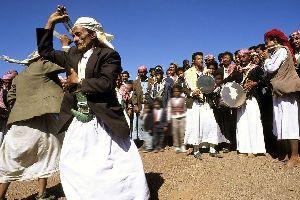 La música , Yemen