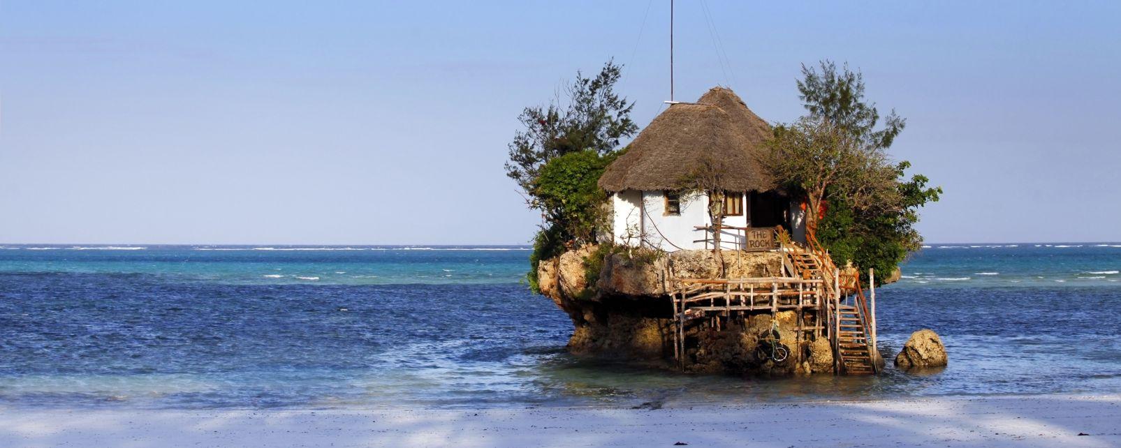 La cueva de los esclavos de Mangapwani, Los paisajes orientales, Los paisajes, Zanzibar