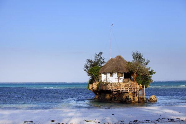 La grotta degli schiavi di Mangapwani, Le località orientali, I paesaggi, Zanzibar