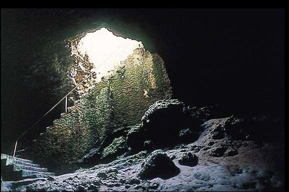 Les paysages, tanzanie, afrique, zanzibar, océan indien, cave, grotte, mangapwani, esclave, traite