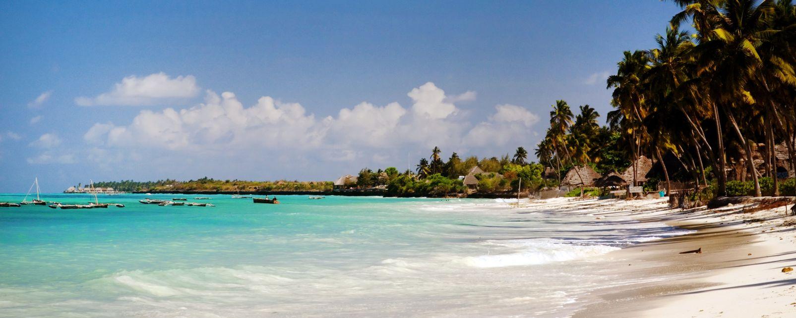The village of Paje, The east coast, Coasts, Jambiani, Zanzibar
