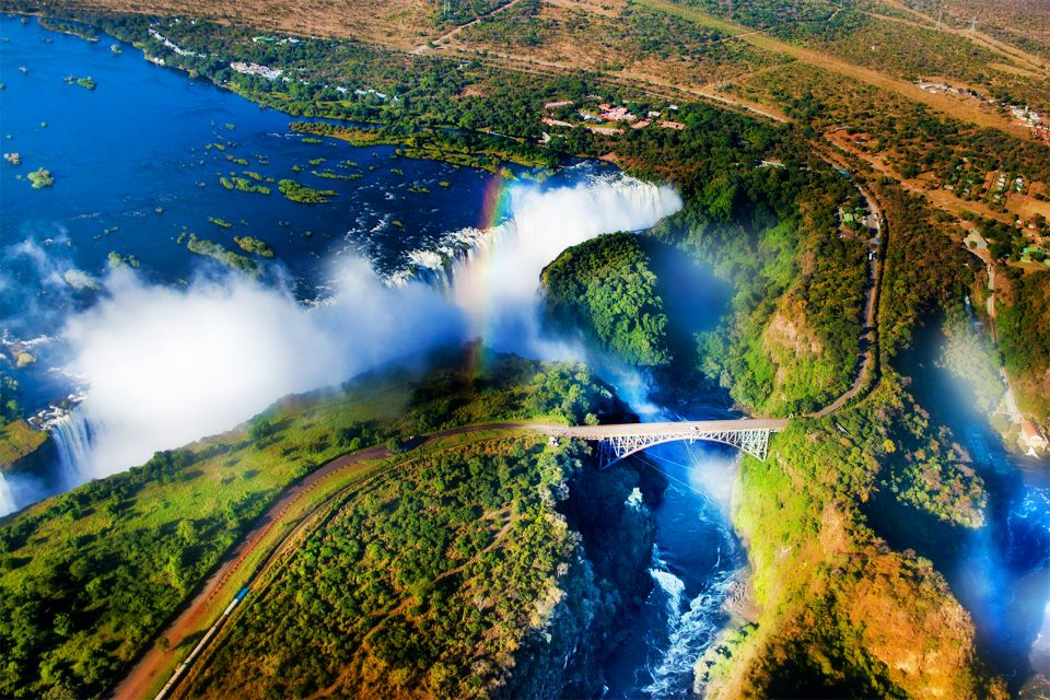 Le cascate Vittoria, I paesaggi, Vittoria Cascate, Zimbabwe