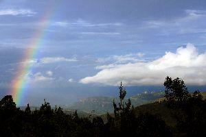 Les monts Vumba , Zimbabwe