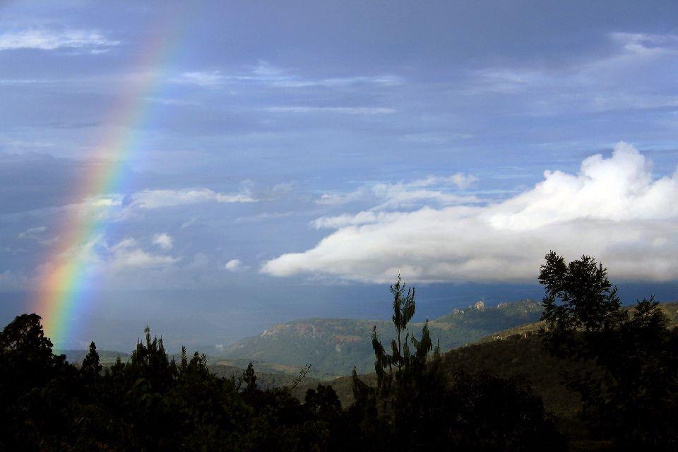 Los montes Vumba , Zimbabwe