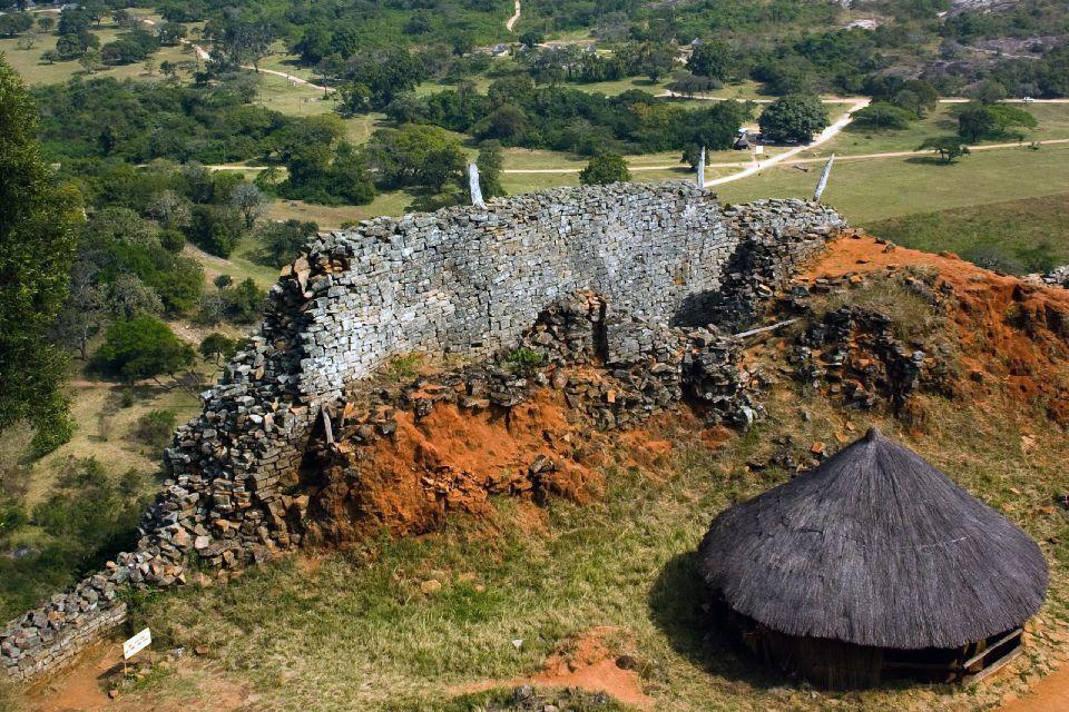 Las ruinas del Great Zimbabwe , Las ruinas de Great Zimbabwe , Zimbabwe