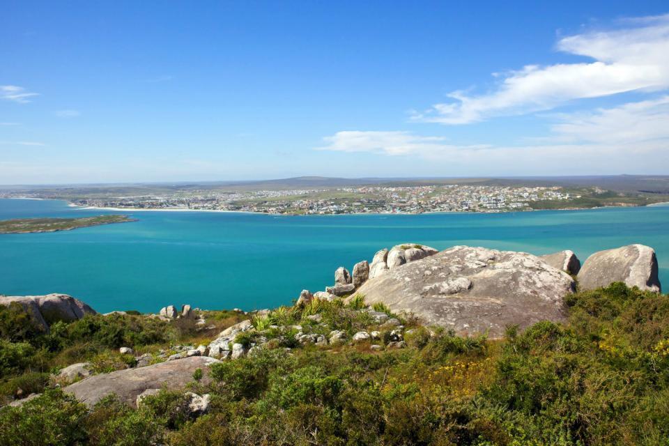 La costa della penisola , Sudafrica