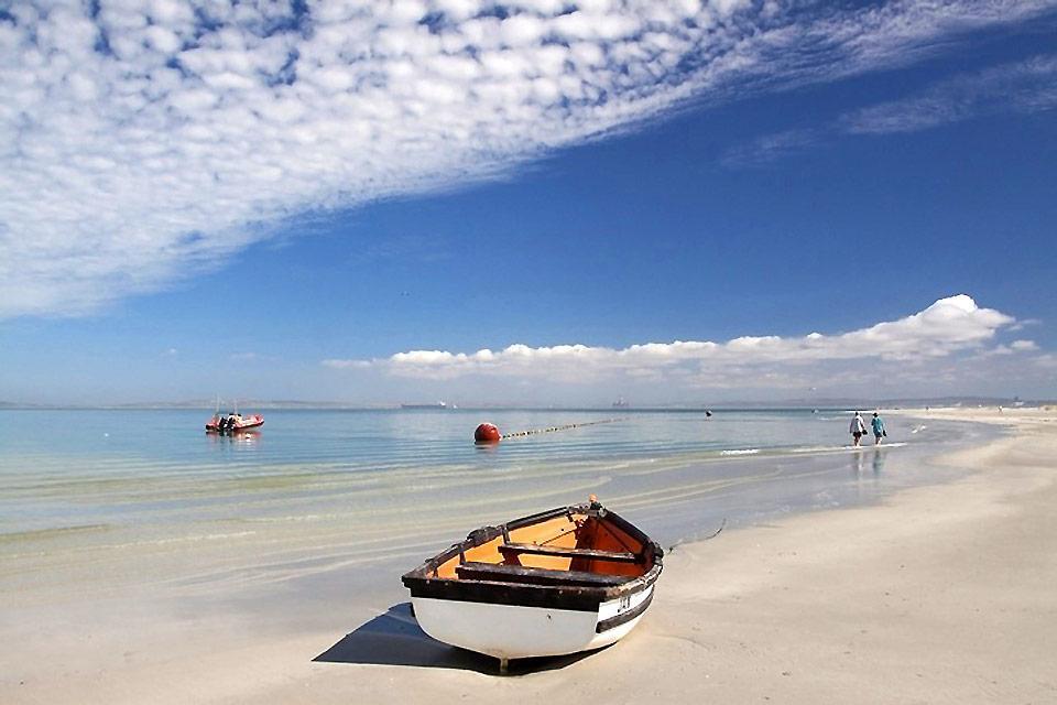 La costa della penisola , La penisola del Capo , Sudafrica