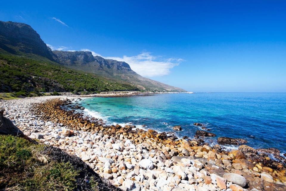 La costa della penisola , Hout Bay , Sudafrica