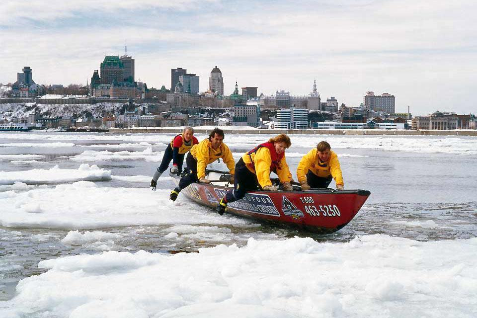 Winter activities , Winter activities in Quebec , Canada