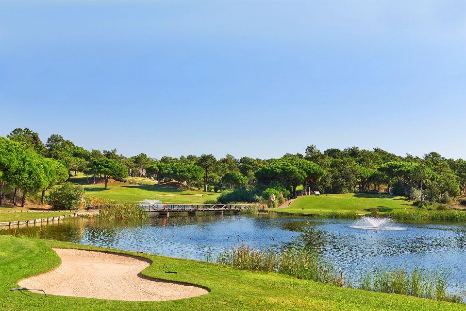 El golf , Portugal