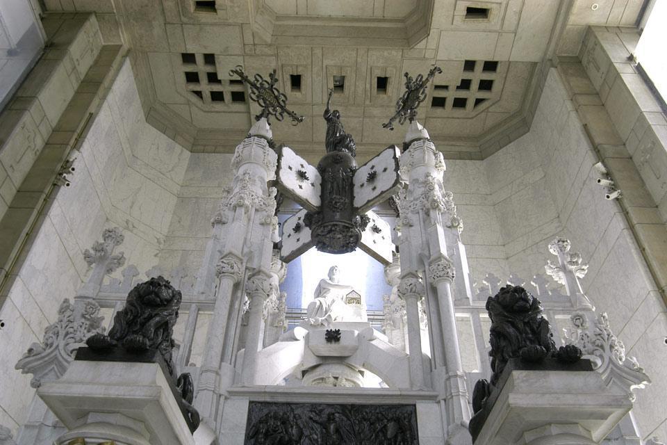 Le Phare de Colon , Un hommage à Christophe Colomb , République dominicaine