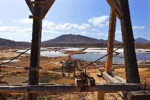 Isola di Sal: Le Saline , Pedra Lume , Capo Verde