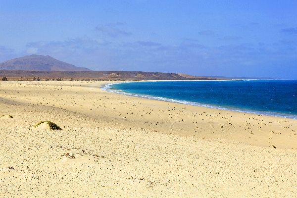 Insel Sal: Buracona , Praia Curral Velho , Kap Verde