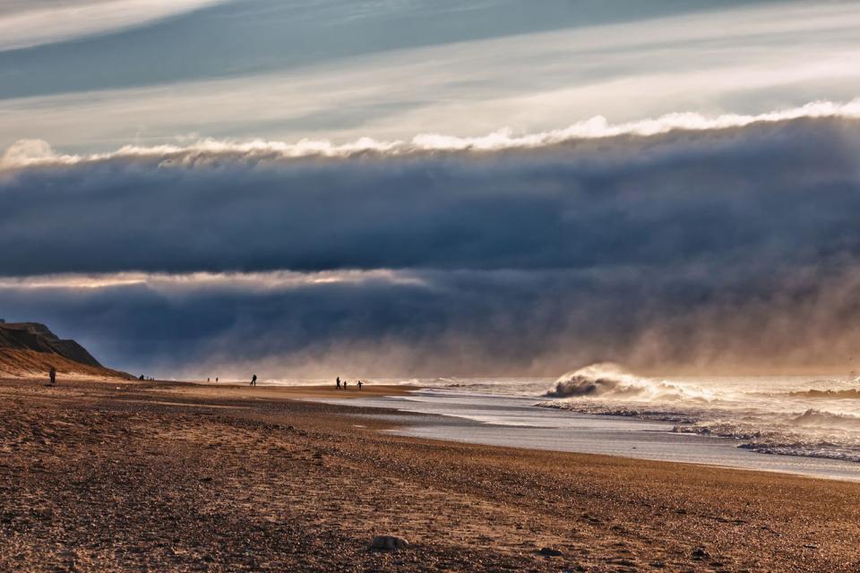 La penisola dello Jutland , La spiaggia della penisola dello Jutland , Danimarca