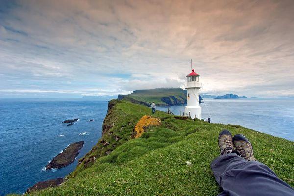The Faeroe Islands , Birds on the Faroe Islands , Denmark