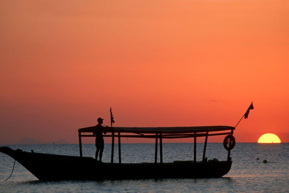 Les îles, Tanzanie, Afrique, Zanzibar, archipel, océan indien, pemba, mer, pêche, pêcheur