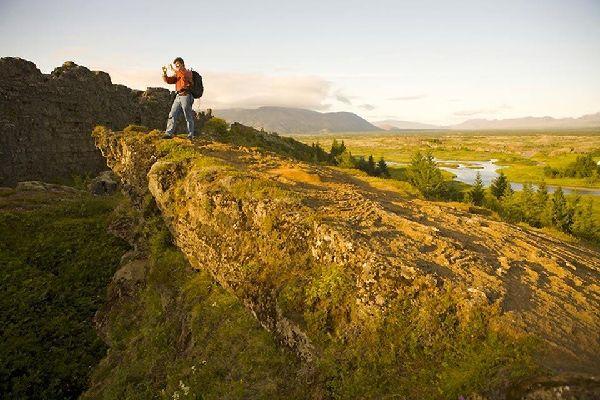 Randonnées pédestres , Islande