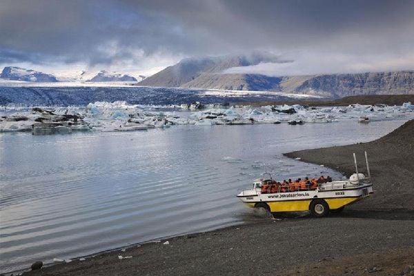 Activités aquatiques , Islande