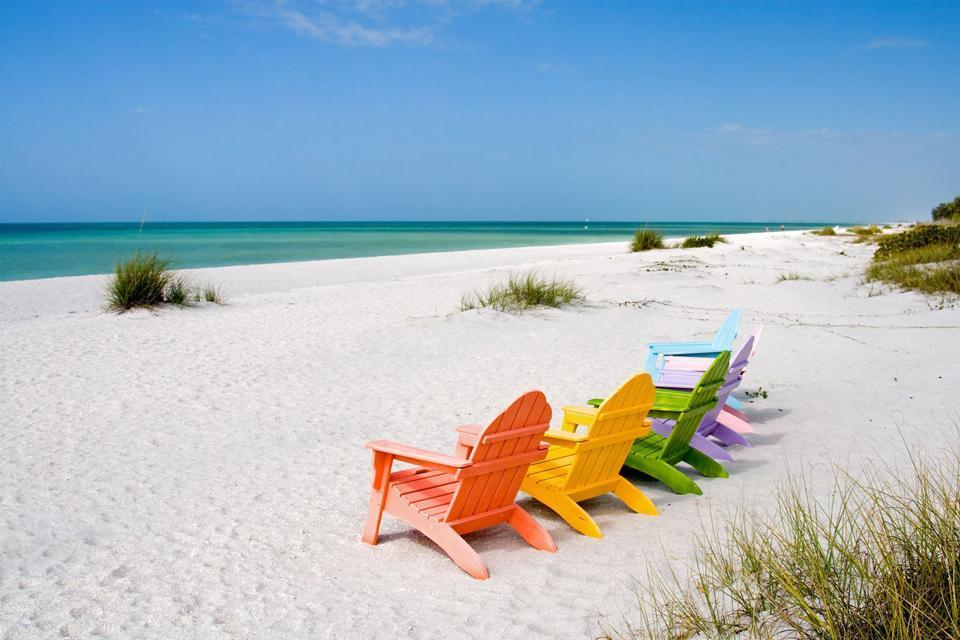 Sanibel and Captiva , Sanibel and Captiva, the beaches , United States of America
