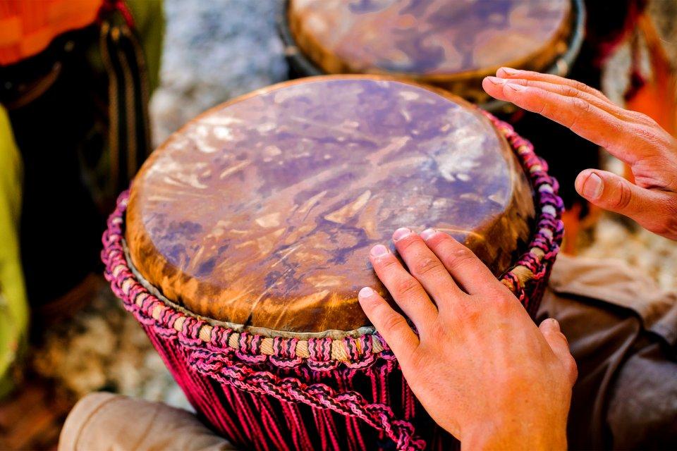 Música y danzas, Arte y cultura, Zambia