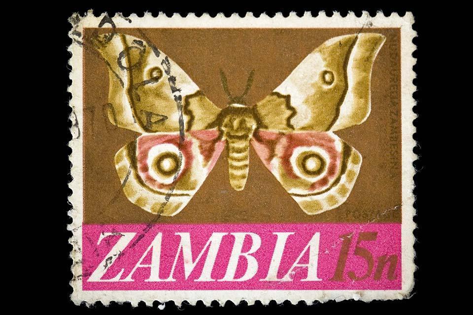 La artesanía , Zambia