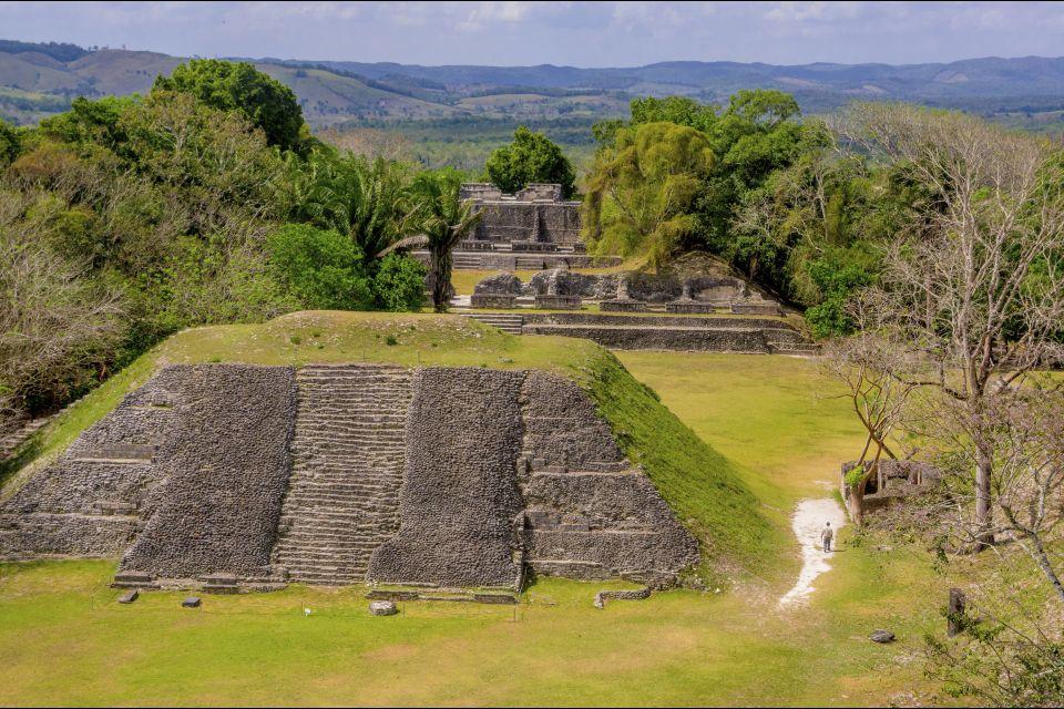 Les monuments, Xunantunich, maya, Belize, monument, ruines, site, amérique