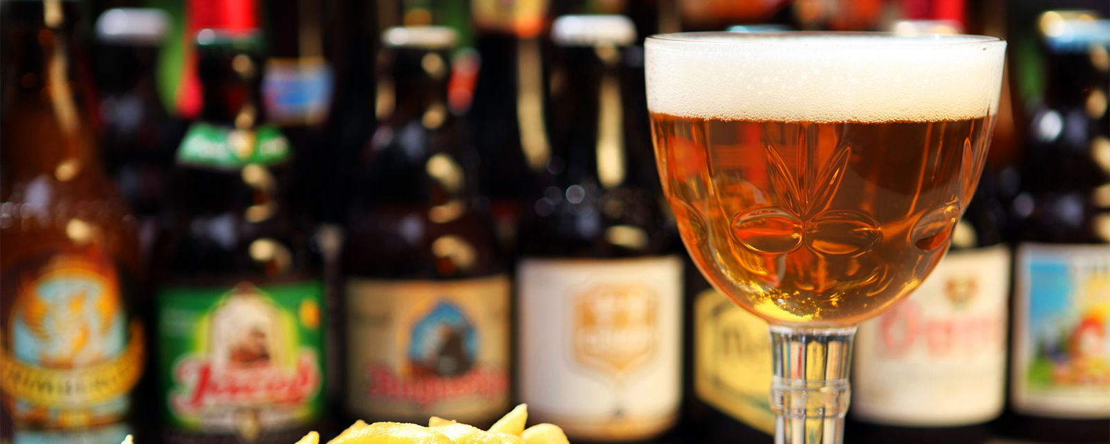 Das Bier, Belgisches Bier, Das Shopping, Belgien