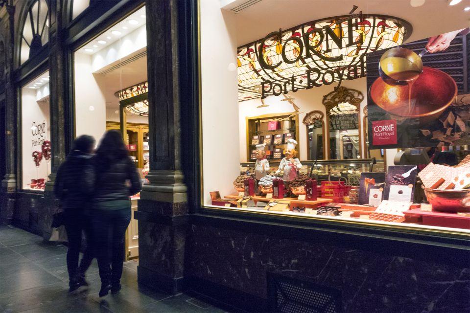 Una cioccolateria belga, Il cioccolato, Lo shopping, Belgio