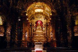 El monasterio de San Bento , El Monasterio de San Bento , Brasil
