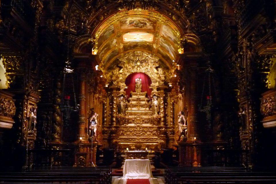 Le monastère de São Bento à Rio , Le monastère de São Bento , Brésil