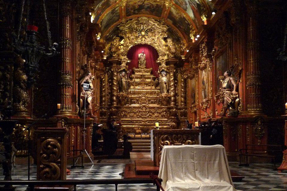 Il Monastero di Sao Bento , Brasile