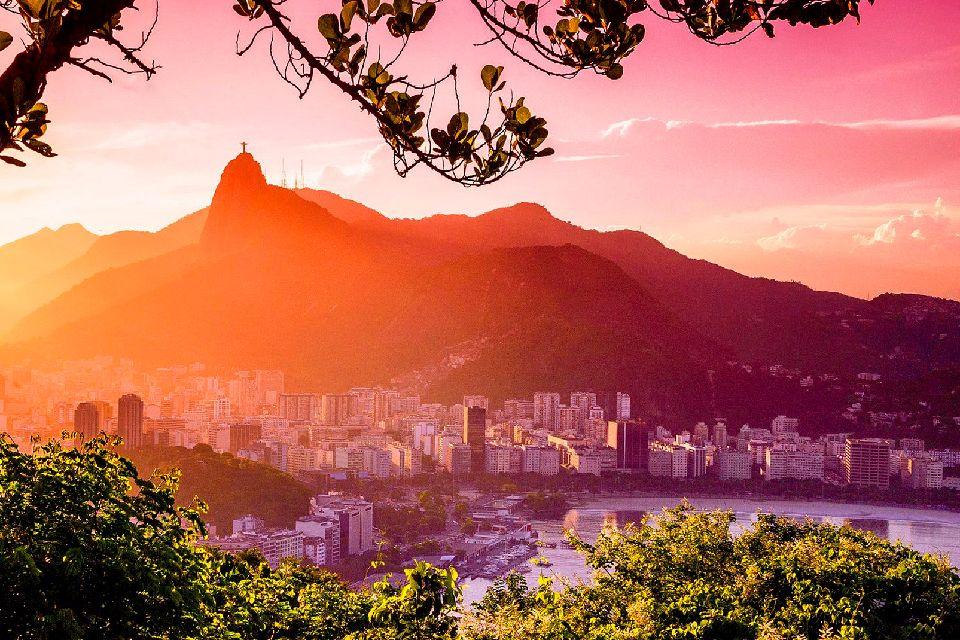 The Corcovado , The Corcovado, Rio, Brazil , Brazil